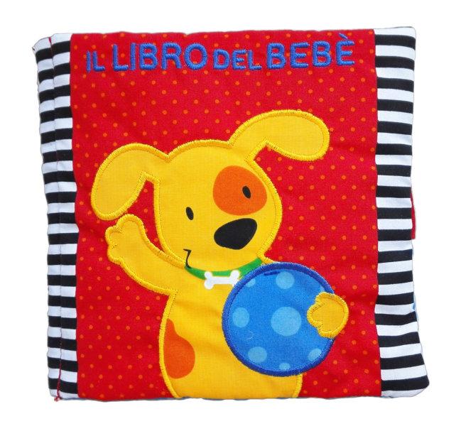 Il libro del bebè - Cuccioli - AA. VV.   Edizioni EL   9788847734975