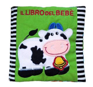 Il libro del bebè - Mucca - AA. VV.| Edizioni EL | 9788847734968