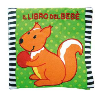 Il libro del bebè - Scoiattolo - AA. VV. | Edizioni EL | 9788847734982