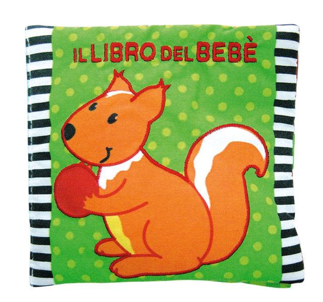 Il libro del bebè - Scoiattolo - AA. VV.   Edizioni EL   9788847734982