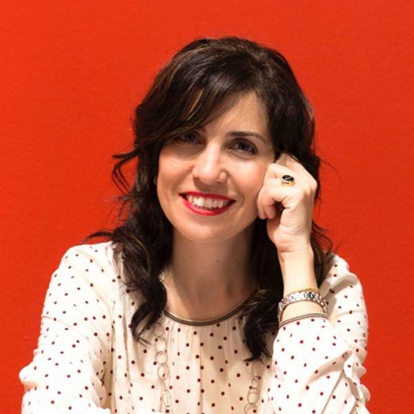 Nadia Terranova foto credits Daniela Zedda