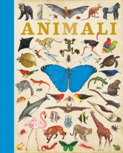 Animali - de la Bedoyere - Album illustrati - Emme Edizioni - 9788867147083