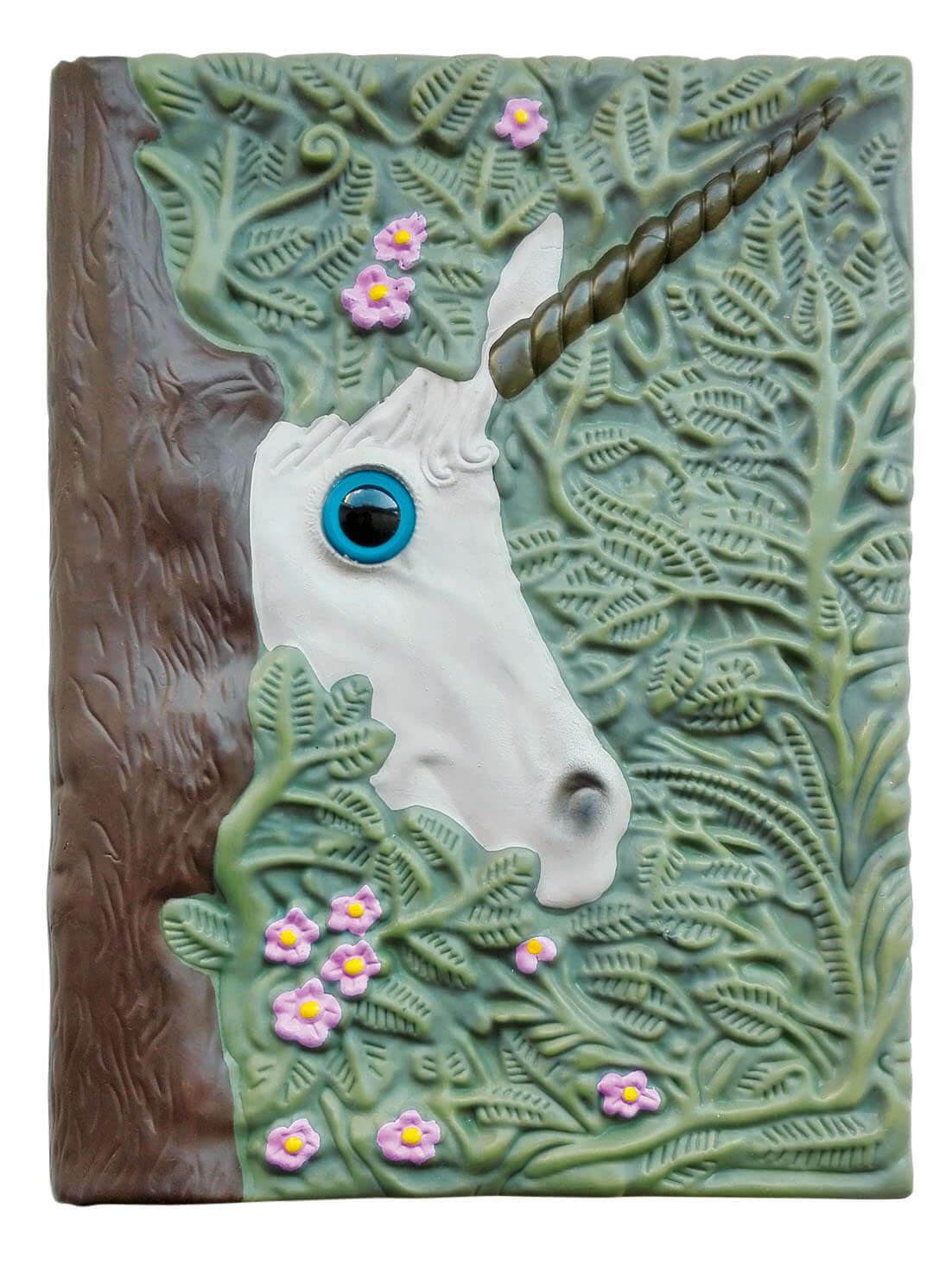 Il libro segreto degli unicorni - AA.VV | Pagine aperte