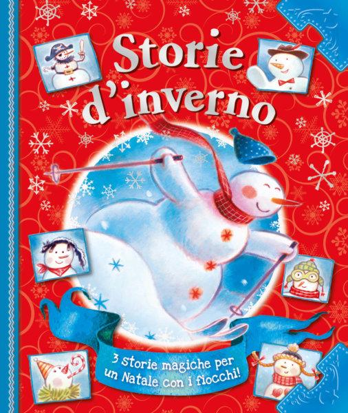 Storie d'inverno - AA.VV. - Album illustrati - Emme Edizioni - 9788867146680
