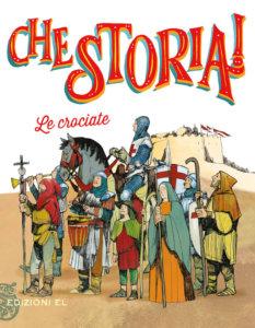 Le crociate - Sgardoli/Visintin | Edizioni EL | 9788847735491
