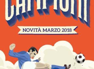 Campioni novità marzo 2018 - cover
