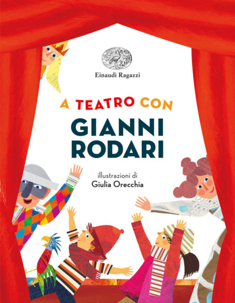 A teatro con Gianni Rodari