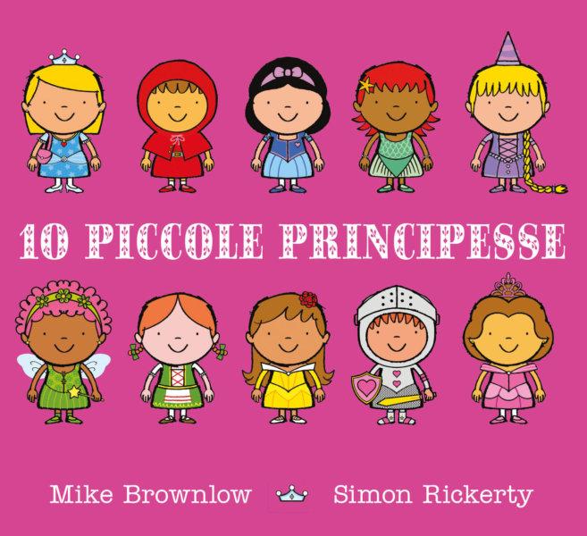 Dieci piccole principesse