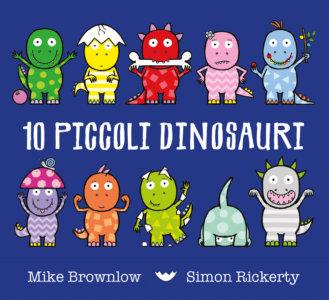 Dieci piccoli dinosauri