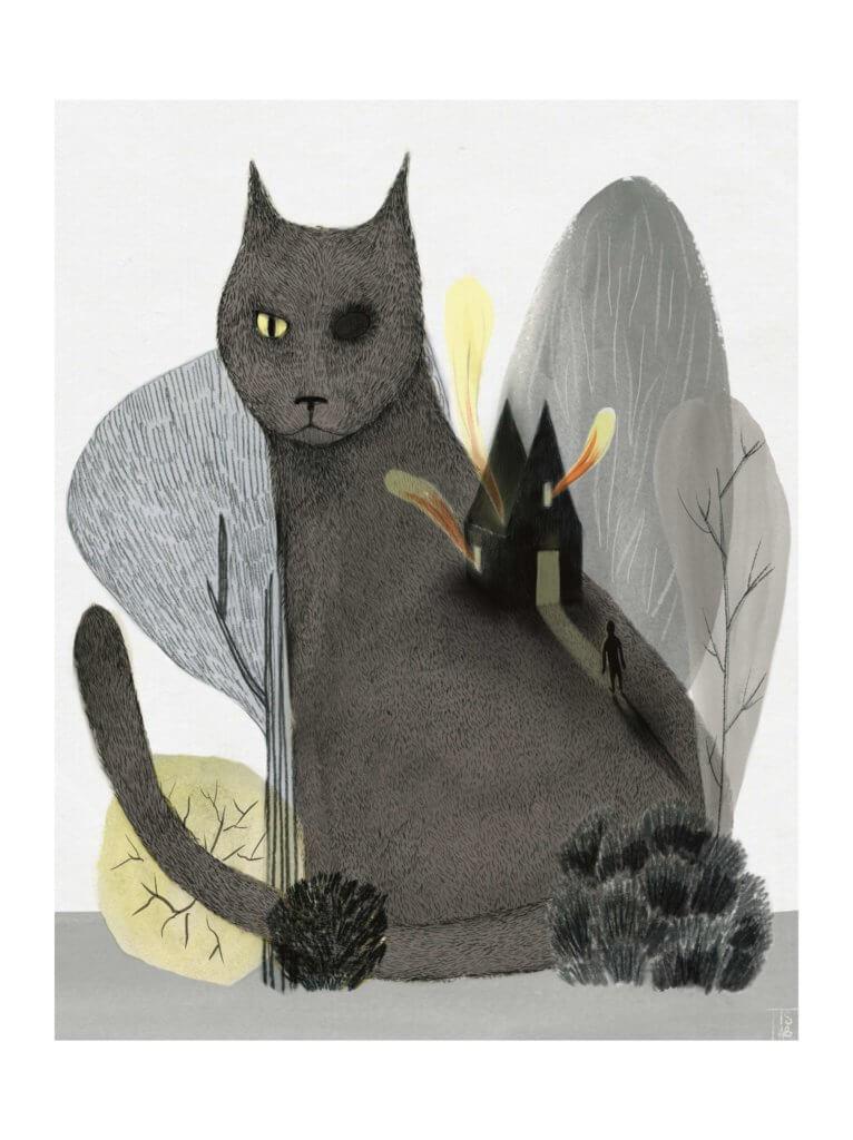 Il gatto nero - Isabella Conti