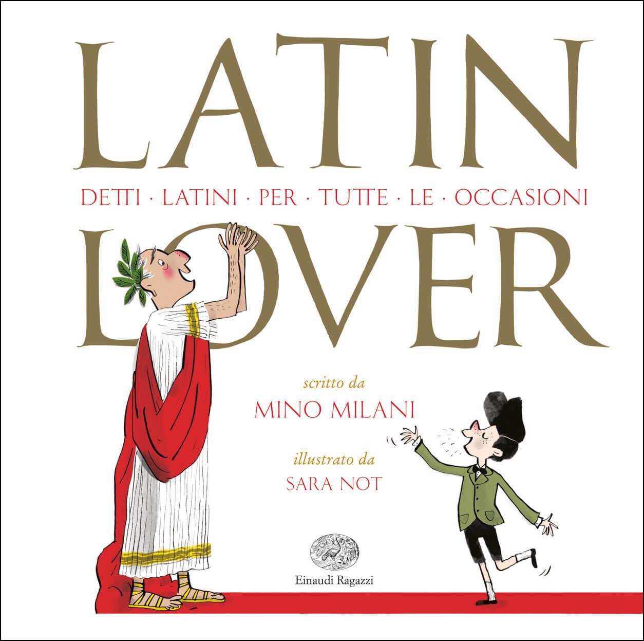 Resultat d'imatges de latin lover, milo milani