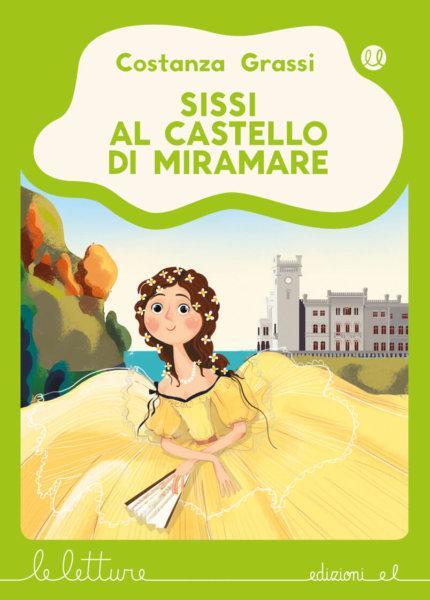 Sissi al castello di Miramare