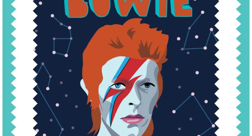 David Bowie - Che musica - Bla Graphics