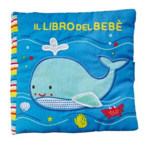 Il libro del bebè - Balena - AA.VV. - Edizioni EL - 9788847735859