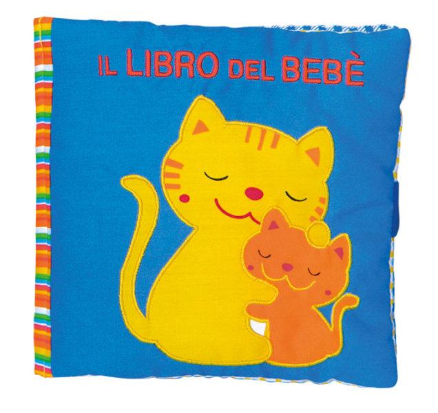Il libro del bebè - Gatto - AA.VV. - Edizioni EL - 9788847735866