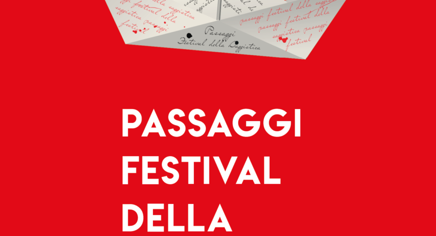 Passaggi festival della saggistica - logo