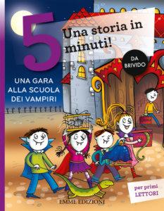 Una gara alla scuola dei vampiri - Bordiglioni-Battiloro - Emme Edizioni - 9788867148004