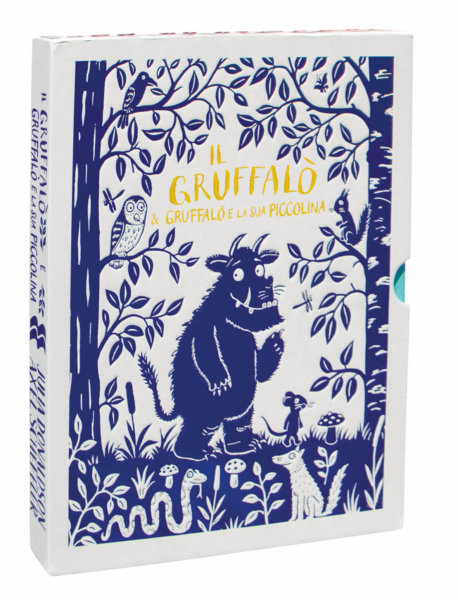 Il Gruffalò e Gruffalò e la sua piccolina - Donalds:n:Scheffler | Emme Edizioni-9788867148165