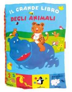 Il grande libro degli animali - AA.VV. | Edizioni EL - 9788847736108