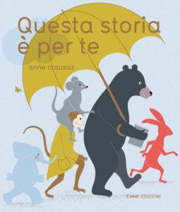 Questa storia è per te - Crausaz | Emme Edizioni-9788867147892