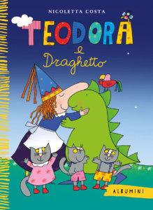 Teodora e Draghetto - Nicoletta Costa