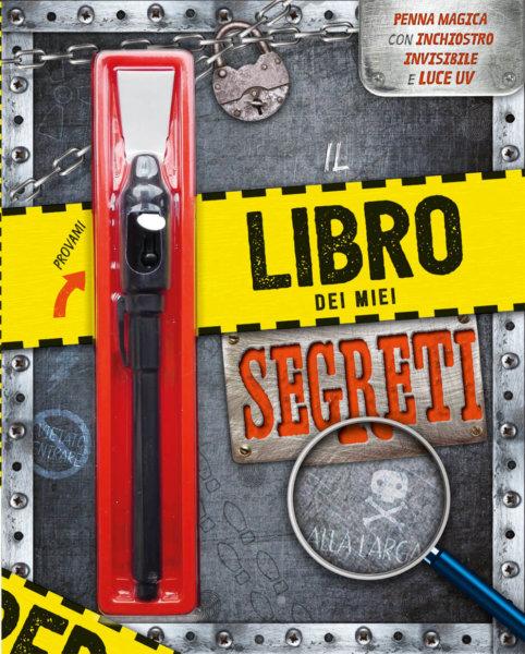 Il libro dei miei segreti - AA. VV.  Emme Edizioni - 9788867148202