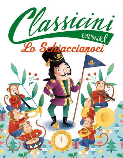 Lo Schiaccianoci - Rossi-Paganelli - Edizioni EL - 9788847736252