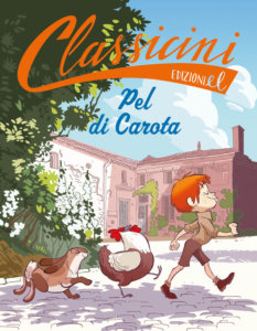 Pel di Carota - Rossi-Ferrario - Edizioni EL - 9788847736306