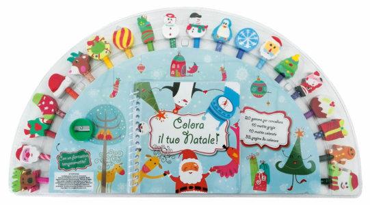 Colora il tuo Natale! - AA. VV. - Emme Edizioni - 9788867147953