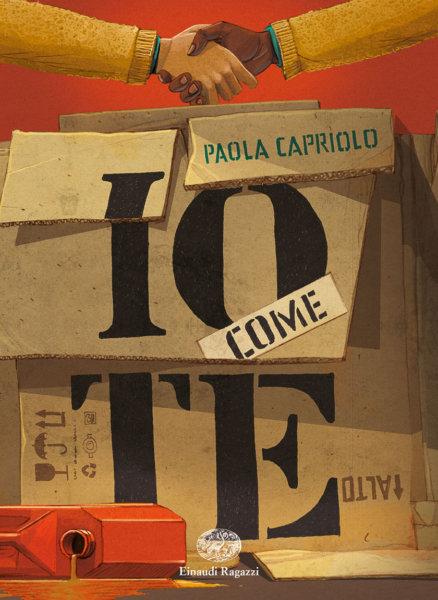 Io come te - Capriolo - Einaudi Ragazzi - 9788866564881