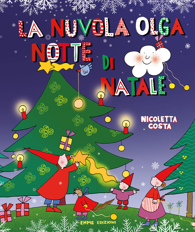 La Notte Di Natale.La Nuvola Olga Notte Di Natale