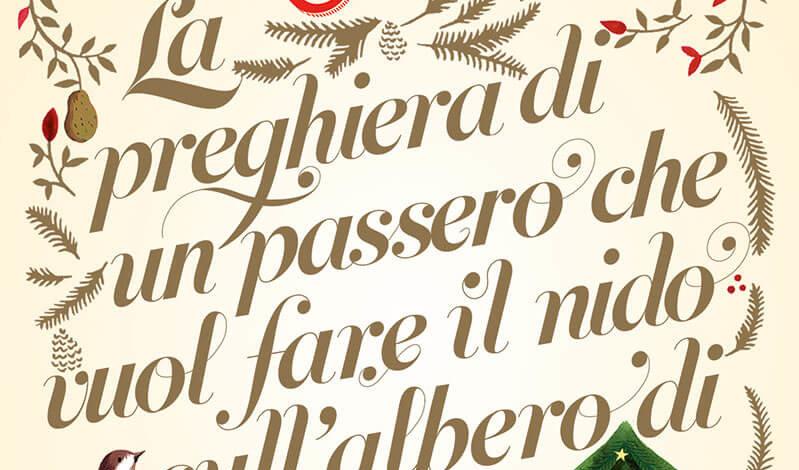 La preghiera di un passero che vuol fare il nido sull'albero di Natale - Rodari-Wilkins - Einaudi Ragazzi - 9788866565000