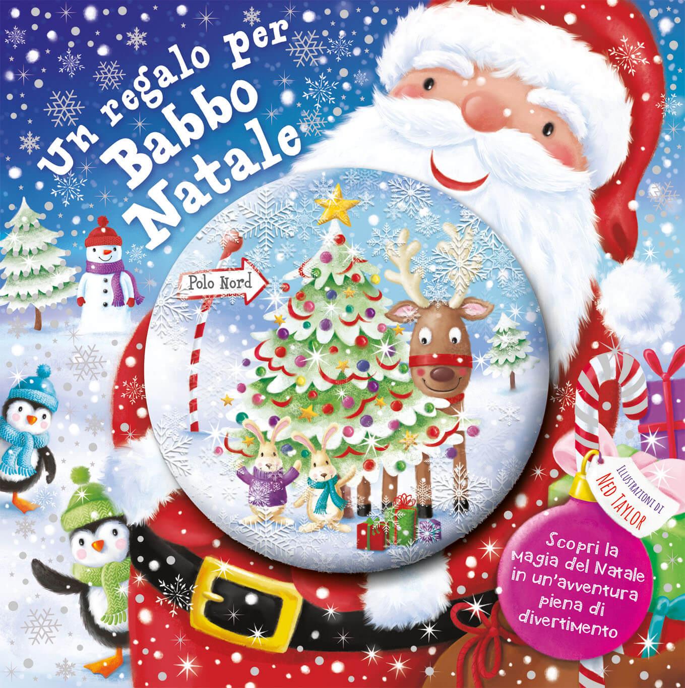 Un regalo per Babbo Natale - Moss/Taylor | Emme Edizioni