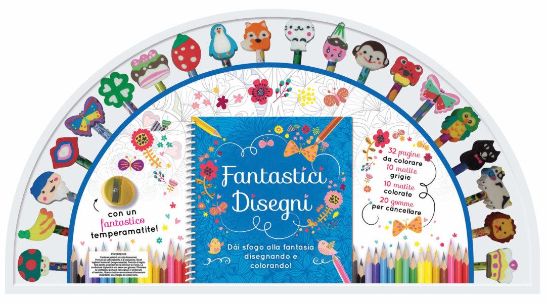 Fantastici Disegni - AA. VV. - Emme Edizioni - 9788867148462