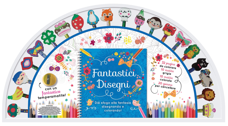 Fantastici Disegni Aa Vv Emme Edizioni
