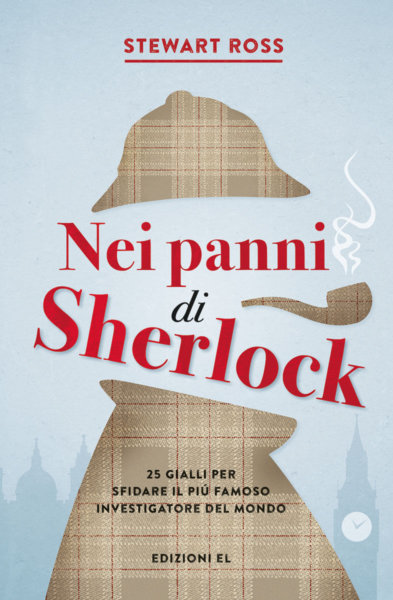 Nei panni di Sherlock - Kinnear  - Edizioni EL - 9788847736542