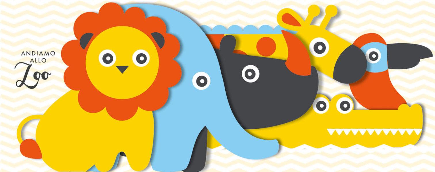 Andiamo allo zoo - AA.VV. | Emme Edizioni