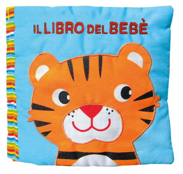 Il libro del bebè - Animali a strisce - AA.VV. | Edizioni EL