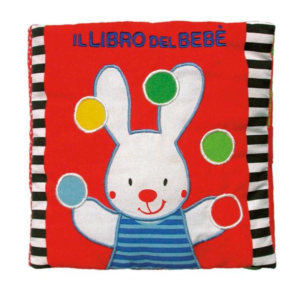 Il libro del bebè - Coniglio - AA.VV. | Edizioni EL