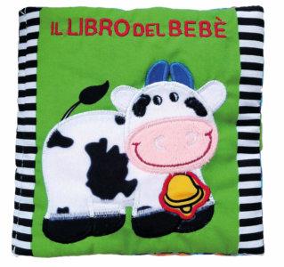 Il libro del bebè - Mucca - AA.VV. | Edizioni EL