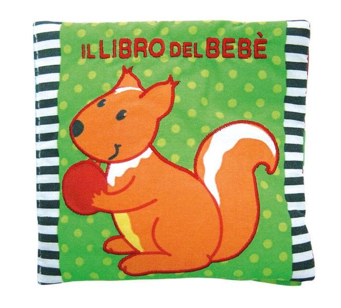 Il libro del bebè - Scoiattolo - AA.VV. | Edizioni EL