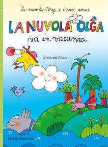 La nuvola Olga va in vacanza - Costa | Emme Edizioni