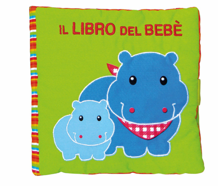 Il libro del bebè - Ippopotamo - AA.VV. | Edizioni EL
