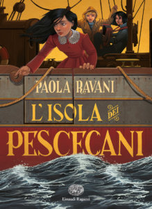 L'Isola dei Pescecani - Ravani | Einaudi Ragazzi