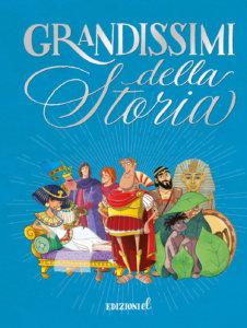 Grandissimi della Storia - AA.VV.  | Edizioni EL