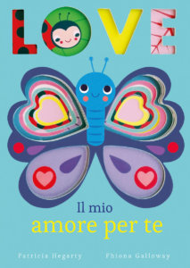 LOVE - Il mio amore per te - Hegarty/Galloway | Emme Edizioni