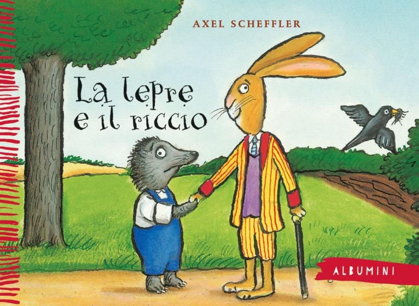 La lepre e il riccio - Scheffler | Emme Edizioni