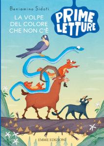 La volpe del colore che non c'è - Sidoti/Fornaciari | Emme Edizioni