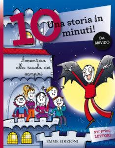 Avventura alla scuola dei vampiri - Sillani | Emme Edizioni