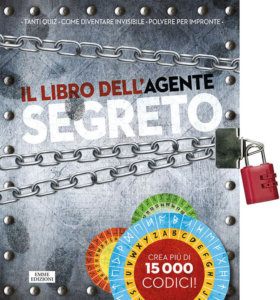 Il libro dell'agente segreto - AA.VV. | Emme Edizioni